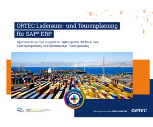 ORTEC for SAP ERP